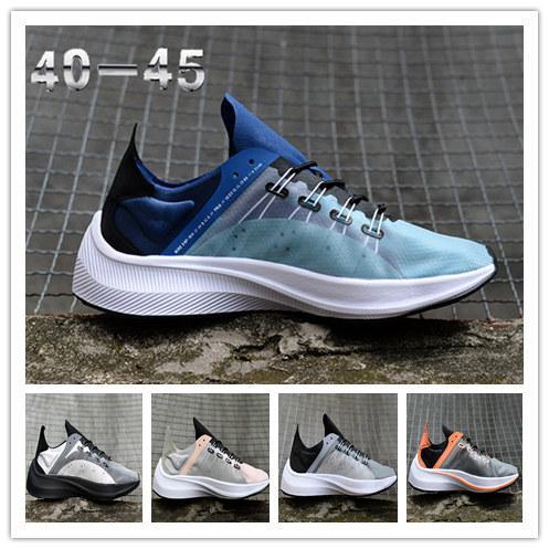 2019 EXP-X14 Características Gráficos de Onda Emergiu Camuflagem Camuflada Esportista Estuque Escuro Esportes-Sapatos Esportivos para Homens Sneakers