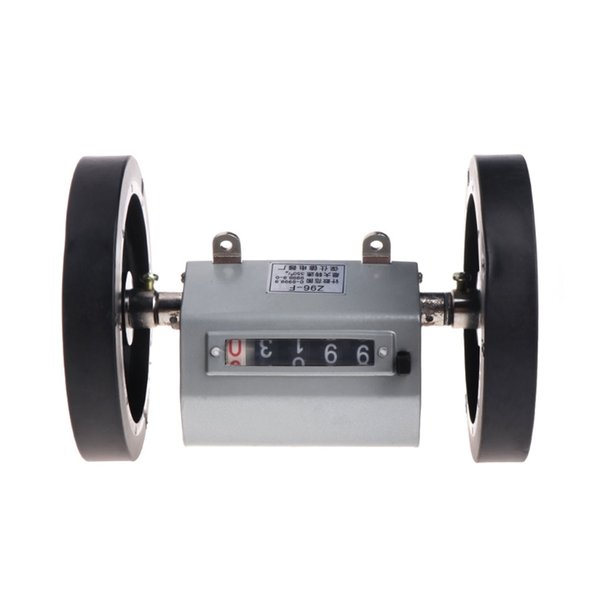 Hot Sale New Z96 -F Mechanical Length Distance Meter Counter Double Rolling Wheel 0 -9999 .9m