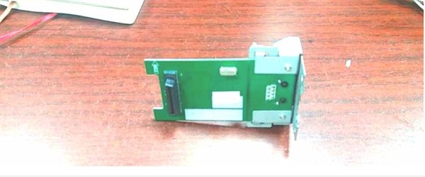100% probado Trabajo perfecto para In-E14 E14 Adaptador de tarjeta de red para impresora IR2318L IR2320 IR 2320 2420 Tarjeta de red
