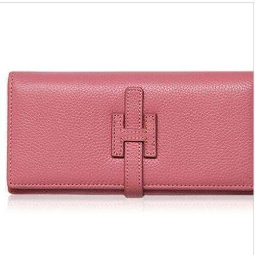 2019 Wholesale- Designer Wallets Famous Brand Women Wallet 2017 Luxury Female Wallet Genuine Leather Ladies Purse Money Bag Red Wallet Skull