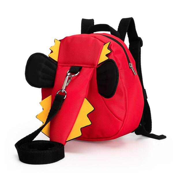 Aged 1-3 Toddler backpack Anti-lost kids baby bag cute animal children backpacks kindergarten school bag mochila escolar