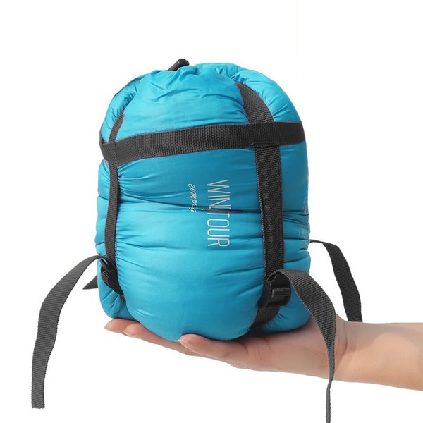 Portable Sleeping Bag Travel Spring Summer Ultralight Gear Camping Sack Backpacking Suit Thermal Sports