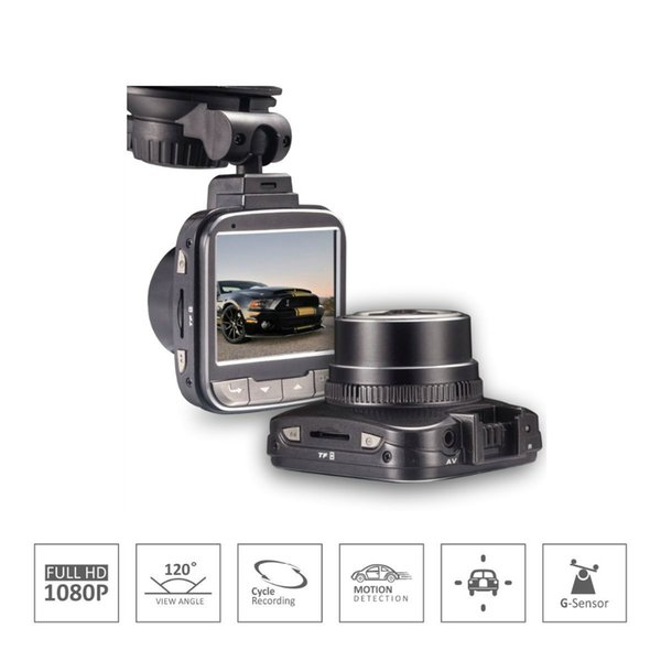 G50 Car DVR Camera Novatek 96650 Chip Full HD 1080p 30fps Dash Cam 2.0'Lcd G-sensor WDR Car Video Recorder H15