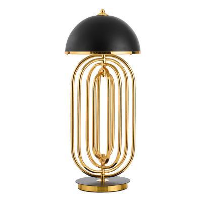 modern table lamps for living room Restaurant bedroom lighting Aluminum lamp cover LED floor lamp E14 AC90V-260V