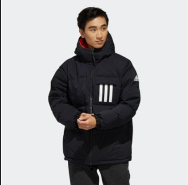 Yeni Spor Marka Erkek Ceket Kış Sıcak Coat Fermuar Hoodie Ceket Erkek Kalın WINDBREAKER Uzun Kollu Lüks Coat Taraflar JS B102567K Wear