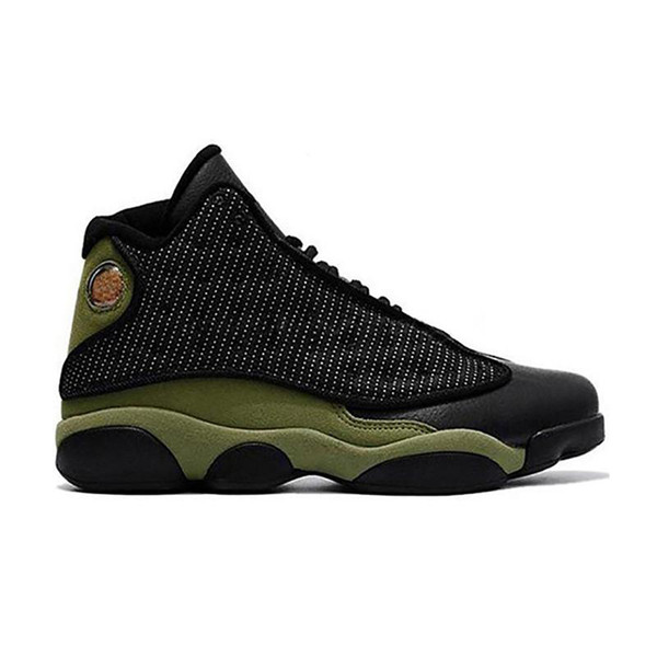 New Melo Class of 2002 13s He Got Game Basketball Shoes 13 Phantom Black Cat playoff Barons Altitude Love & Respect Men Sports SneakersZ