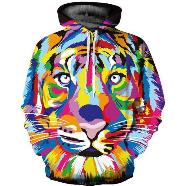 4271 Tigre Colorido