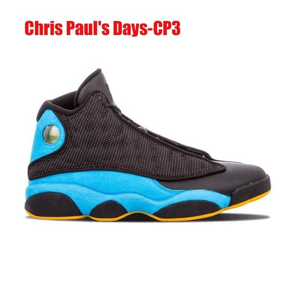 Крис Пол # 039; s Days-CP3