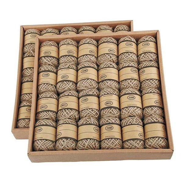 24 рулона в коробке
