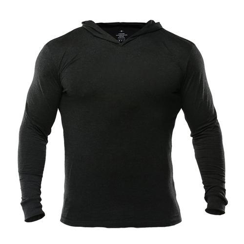 Gimnasio para hombre con capucha, manga larga, culturismo, con capucha, hombres, trajes deportivos, camisetas sin mangas, camisas musculosas, sudaderas de algodón, jersey