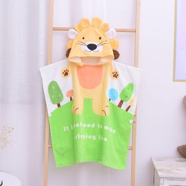 cute Lion -60x120 (single 350g)