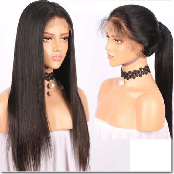 Livre trama do cabelo 360 completas do laço frontal Encerramento Tece cabelo Virgin com brasileiro Humano peruana indiana da Malásia cambojano ondulado Remy Cabelo 031