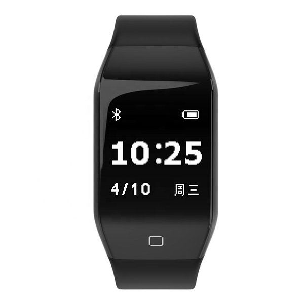 YD818 Smart Bracelet Fitness Tracker Pedometer Heart Rate Monitor IP68 Waterproof Smartwatch Call Remind Sports Wristband STY164