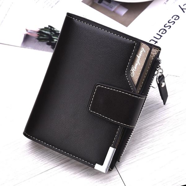 8146c2ccc00e Baellerry brand Wallet men leather men wallets purse short male clutch  leather wallet mens money bag