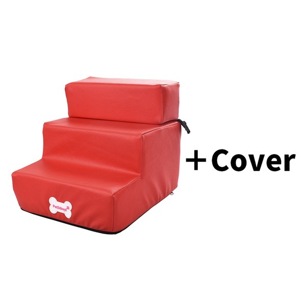 Red and Cover As picture