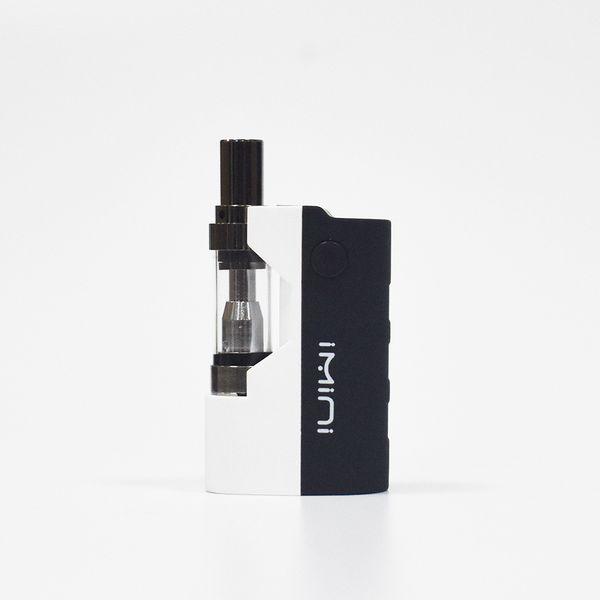 IMINI 500 mAh Caixa Mod Bateria com Nova Liberdade V1 Preaqueça Variável Kit de bateria de tensão kit cartucho de óleo