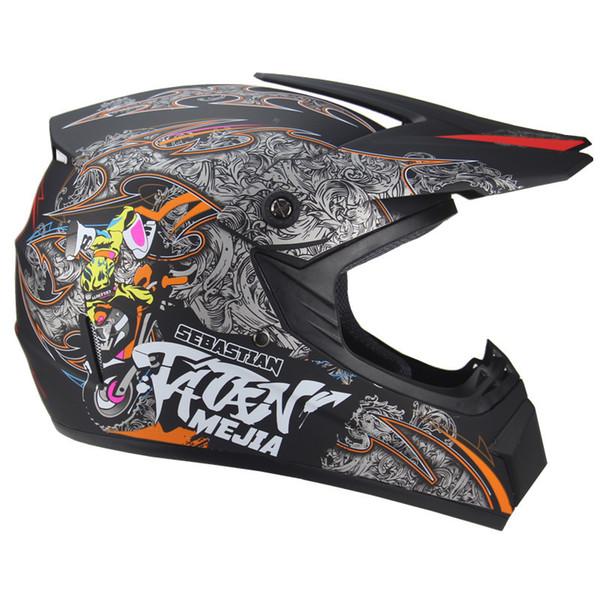 top popular motorcycle helmet shina casco moto motocross helmets motorcycle racing ls2 mask german full face helmet accessories 2021
