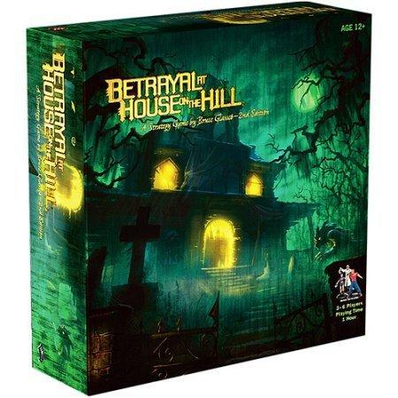 Betrayal At House On The Hill Mountain House Cheats English adult board game card and window's walk expansion