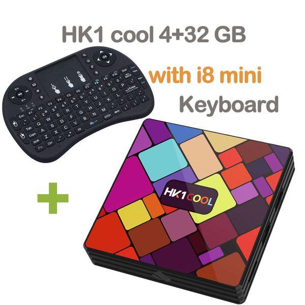 4 + صندوق 32GB مع لوحة المفاتيح