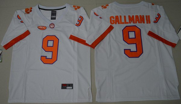 blanco ii # 9 Gallman
