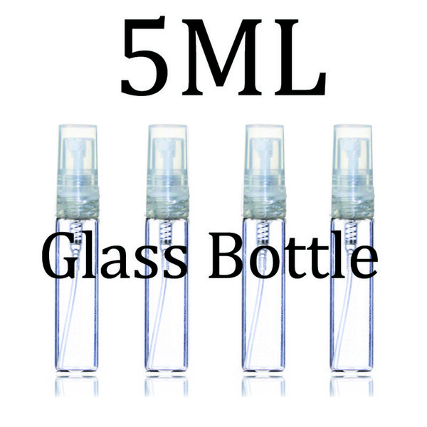 bottiglia 5ml GLASS Cap T