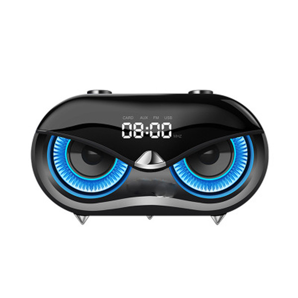 Wireless bluetooth speaker powerful fm radio 3D hifi stereo Bass subwoofer home theater system portable sound box PC boombox