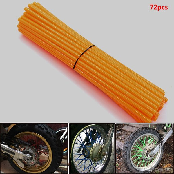 For Motorcycle Dirt Pit Bike Wheel Skin Cover Wrap Tube Protector for HONDA CRF450R CRF250X CRF450X CRF230F SL230