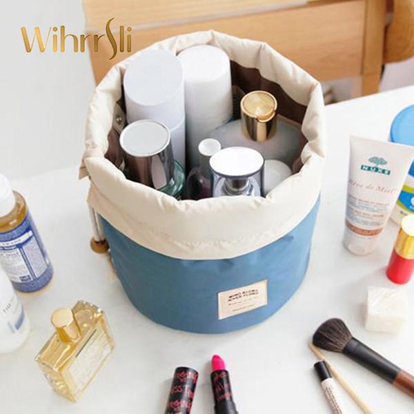 Toilet Bag Woman Cosmetic Bag Beautician Needed Makeup Beauty Case ToiletryTravel Organizer