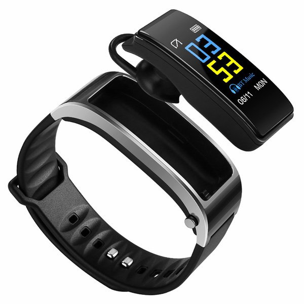 Neuer Sport Smart Watch Männer Frauen 2019 Answer Call Bluetooth Musik-Blutdruck-Wasserdichte Digital Smart Watch Man Android ios