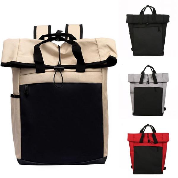 best selling Fashion Mens Designer Backpack High Quality Sports Backpack Men Women Designer Bags Black White Grey Outdoor Sports Backpack