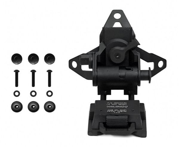 New Helmet NVG Mount con Shroud L4G30 Goggles Night Vision Tactical Gear