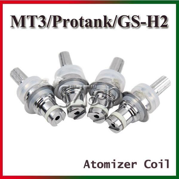 Replacement MT3 Coil GS-H2 Coil 1.8ohm 2.5ohm Electronic Cigarette Tank Atomizer Coil