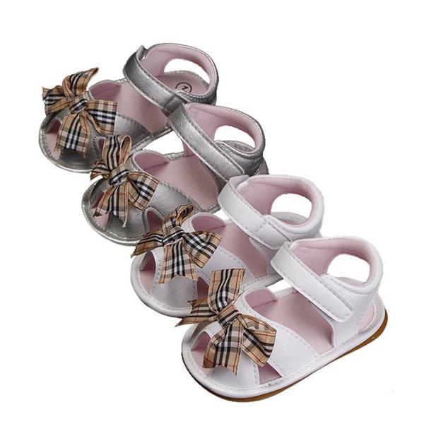baby shoes bows toddler shoes designer baby girl shoes Summer newborn sandals infant sandals toddler girl sandals 0-1t A5657