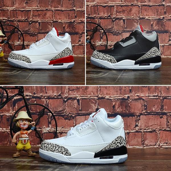seleziona per ufficiale massima qualità cerca il meglio Acquista Nike Air Jordan 3 Scarpe Da Basket Economici Da Donna 3s ...