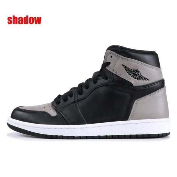 shadow with grey symbol