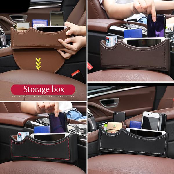 Para BMW 1 2 3 4 5 7 Series Box X1 X3 X4 X5 X6 F30 F10 F15 F16 F34 G30 G01 G11 E70 Car Styling Interior cambio de engranaje de lado de la caja de almacenamiento titular del teléfono