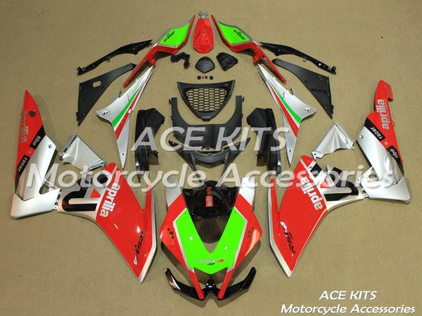Ace kit motorcycle fairing for aprilia r v4 1000 2009 2010 2012 2013 2014 a variety of color no q72