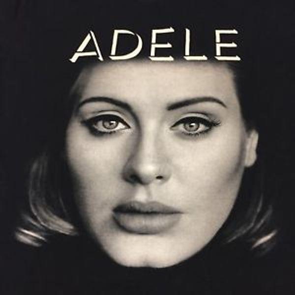 Adele Medium Black T-Shirt Konzert 2016 Hello Chasing Pavements 19 21 25