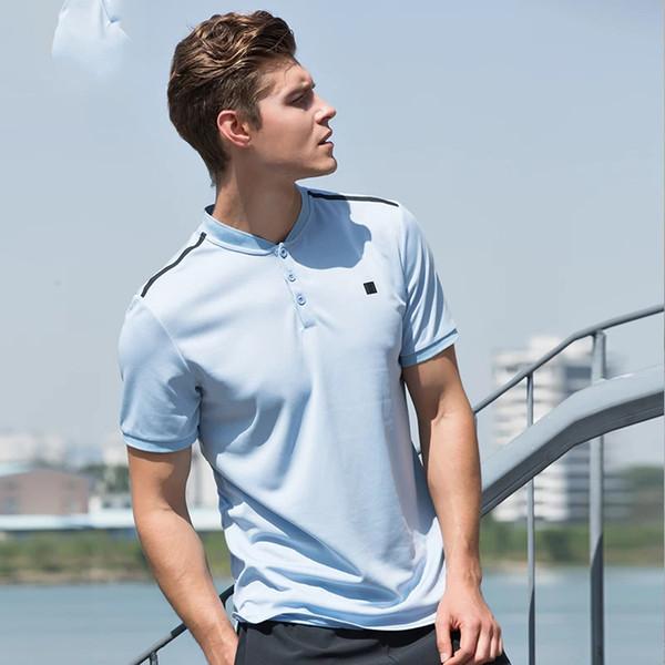 Polos deportivos Willarde Polos de golf para hombres Camisetas de manga corta Secado rápido Entrenamiento al aire libre Tenis Fitness Ropa deportiva Tops