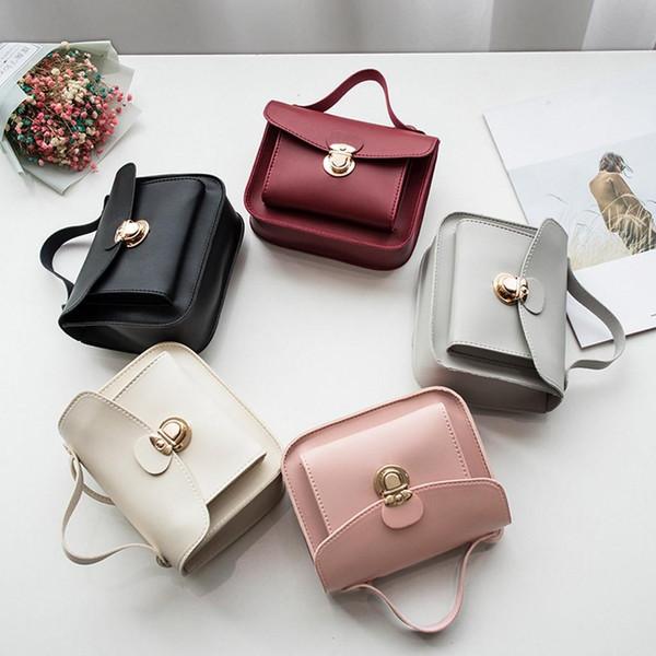 xiniu Small Bags For Women Girls 2019 Vintag Leather Ladies Hand Bags Totes Handbag Messenger Shoulder Bag For Women bolsa #0807