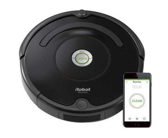 Robot aspirador Irobot Roomba 675 con conectividad Wi-Fi funciona con Alexa  Good For Pet 9b1e310c04de