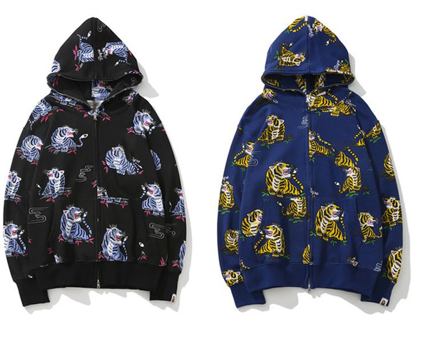 AAPE marka resmi yeni stil erkekler hoodie tasarımcı mens hoodies pamuk en kaliteli kazak lüks baskı moda kapüşonlu kazak