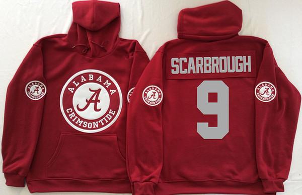9 Bo Scarbrough Kırmızı