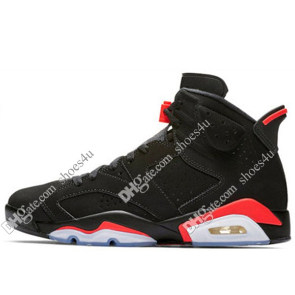 #03 Black Infrared Bred 2019