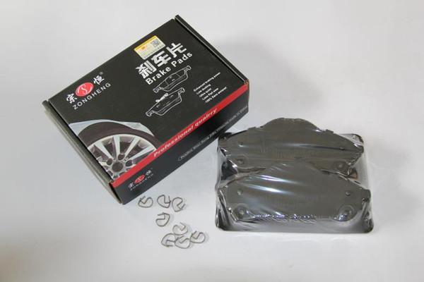 4 pçs / lote auto peças pastilhas de freio de automóveis para ford everest