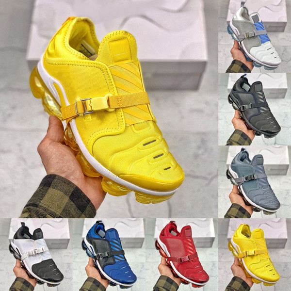 Best Plus Paris Cushion Running Shoes TN Plus 2.0 Strap Around mens Designer Sneakers utility shoes Size 40-45