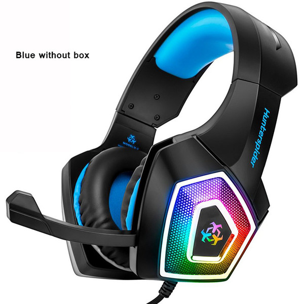 Hunterspider V1 Wired Pc Gaming Headset Headphones Led Lights Low Distortion With Mute Button Volume Control Microphone For Psmarshall Headphones Wireless Bluetooth Headphones From Ecsale007 19 09 Dhgate Com