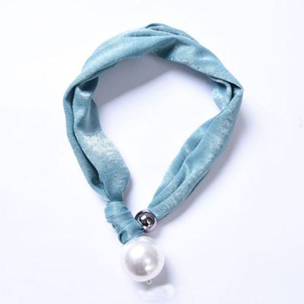 Party gift women' handmade cloth fabric collar Wrap Choker necklace
