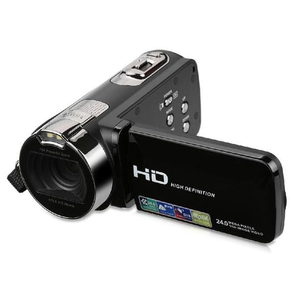 """EastVita FHD 1080P 24MP 2.7""""TFT LCD 16XZOOM Digital Video Recorder DV AV Camera Camcorder"""