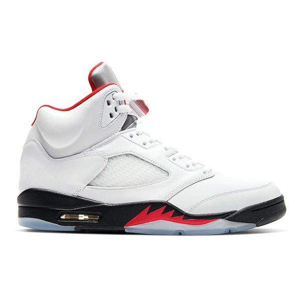 8 Fire Red